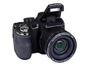 FujiFilm FinePix 074101017021 14.0 Megapixels Digital Camera - 24x Optical/6.7x Digital Zoom - 3.0-inch LCD Display - 24 mm Wide Angle Lens - Black