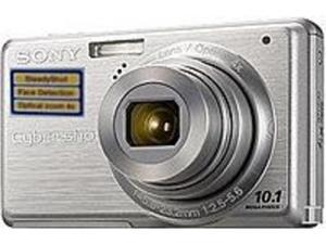 Sony Cyber-Shot DSC-S950 10.1 Megapixels Digital Camera - 4x Optical Zoom - 2.7-inch LCD display - Super Steady Shot Image Stabilization - Silver