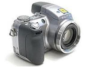 Sony Cyber-shot DSC-H2 - Digital camera - SLR-style - 6.0 Mpix - optical zoom: 12 x - supported memory: Memory Stick Duo, Memory Stick PRO Duo