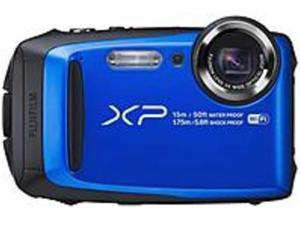 "Fujifilm FinePix XP95 07410102759416.4 Megapixel Compact Camera - 3"" LCD - 16:9 - 5x Optical Zoom - 10x - Optical (IS) - TTL - 4608 x 3456 Image - 1920 x 1080 Video - HDMI - HD Movie Mode - Wi-Fi ..."