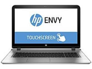HP ENVY P4W26UA 17-s010nr Notebook PC - Intel Core i7-6500U 2.5 GHz Dual-Core Processor - 12 GB DDR3L SDRAM - 1 TB Hard Drive - 17.3-inch Touchscreen Display - Windows 10 Home 64-Bit