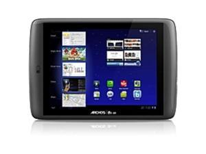"""Archos 80 G9 501895 16 GB Tablet - 8"""" - Wireless LAN - Texas Instruments OMAP 4 1.20 GHz - Android 3.2 Honeycomb - Slate - 1024 x 768 Multi-touch Screen 4:3 Display - Bluetooth - GPS - HDMI - 1 x ..."""