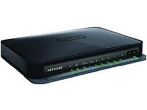 Netgear WNDR4000 N750 Wireless Dual-Band Gigabit Router - 450 MBps - IEEE 802.11 b/g/n - 2.4/5 GHz - 64 MB RAM