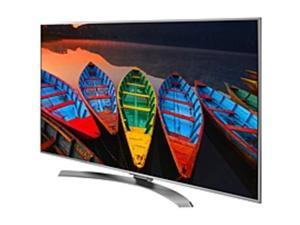 "LG UH7700 55UH7700 55"" 2160p LED-LCD TV - 16:9 - 4K UHDTV - 3840 x 2160 - Dolby Digital, DTS, ULTRA Surround - 20 W RMS - LED - Smart TV - 3 x HDMI - USB - Ethernet - Wireless LAN - PC Streaming - ..."