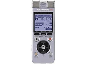 Olympus DM-620 4GB Digital Voice Recorder - 4 GB Flash MemoryLCD - Headphone - 1007 HourspeaceRecording Time - Portable