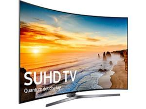Samsung KS9800 9-Series UN78KS9800FXZA 78-inch Curved 4K Ultra HD Smart LED TV - 3840 x 2160 - Supreme MR 240 - HDMI, USB