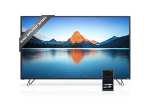 "VIZIO M M60-D1 60"" 2160p LED-LCD TV - 16:9 - 4K UHDTV - Black - 3840 x 2160 - DTS Studio Sound - LED - Smart TV - USB - Wireless LAN - PC Streaming - Internet Access"