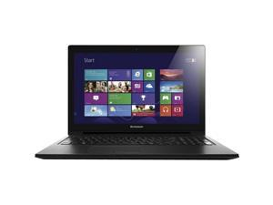 "Lenovo Essential G500s 15.6"" LCD 16:9 Notebook - 1366 x 768 Touchscreen - Intel Core i3 (3rd Gen) i3-3120M Dual-core (2 Core) 2.50 GHz - 4 GB DDR3 SDRAM - 500 GB HDD - Windows 8 - Black - ..."