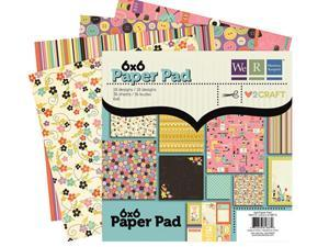"""We-R-Memory Keepers Love to Craft Pad (6""""x6"""")"""