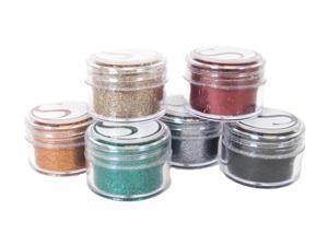 Silhouette Glitter: Bold Colors.
