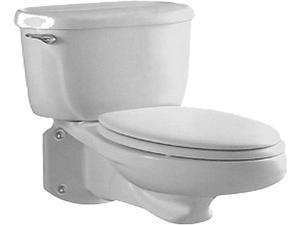 American Standard 2093.100.020 Glenwall Pressure-Assisted Toilet, White