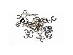 Traxxas 1633 E-Clip/C-Clip/Snap R Ring (40)