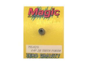 Trinity M6420 Zero Gravity gear 64pitch 20teeth