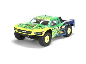 22SCT 2.0 Race Kit: 1/10 2WD Short Course Truck TLR03003 Team Losi