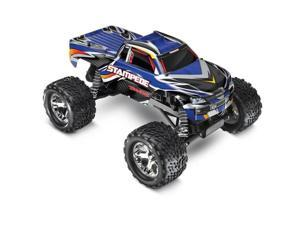 Traxxas 360541T4 Stampede Monster Truck RTR w/ID w/2.4Ghz Blue