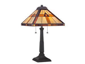 Quoizel 2 Light Bryant Tiffany Table Lamp - TF1427T