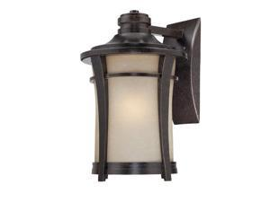 Quoizel Harmony Outdoor Wall Lantern Imperial Bronze - HY8413IB