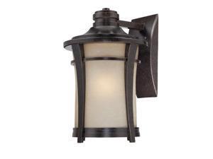 Quoizel Harmony Outdoor Wall Lantern Imperial Bronze - HY8413IB