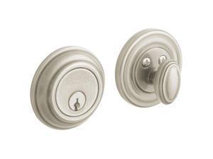 Baldwin 8231150 Keyed Entry , Deadbolt, Satin Nickel