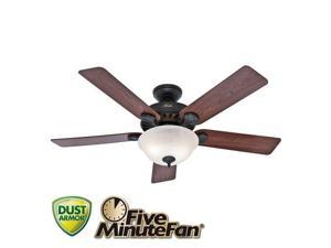 Fan Ceil 52In 5203Cfm 5Bld HUNTER FAN COMPANY Ceiling Fans 53250/28724