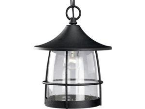 Progress Lighting Prairie One-Light Hanging Lantern - P5563-71