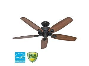 Hunter 53242 Indoor Ceiling Fans, Fans, New Bronze