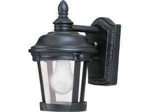 Maxim Dover Cast 1-Light Outdoor Wall Lantern Bronze - 3026CDBZ