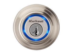 Kevo Bluetooth DeaDoublet S Nkl Kwikset Deadbolts 925 KEVO DB 15 883351477659