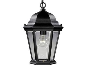 Progress Lighting Welbourne One-Light Hanging Lantern - P5582-31