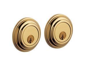 Baldwin 8232003 Keyed Entry , Deadbolt, Lifetime Polished Brass