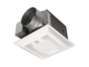 Panasonic FV-13VKML4 WhisperGreen-Lite 130 CFM 0.3 Sone Ceiling Mounted Energy S, White