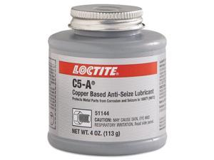 LOCTITE 51144 Anti Seize Compound, Copper, 4-Oz. Can