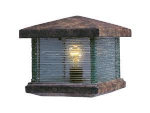 Maxim Triumph VX 1-Light Outdoor Deck Lantern Earth Tone - 48736CLET