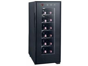 Sunpentown WC-1272H Thermo-Electric Wine Cooler with Heating and Quiet Operation
