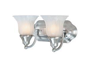 Dolan Designs Richland 2 Light Bath Satin Nickel - 468-09