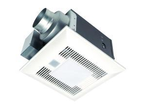 Panasonic FV-08VKME3 WhisperGreen LED 80 CFM 0.3 Sone Ceiling Mounted Energy Sta