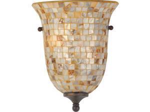 Quoizel 2 Light Monterey Mosaic Wall Fixture in Malaga - MY8801ML