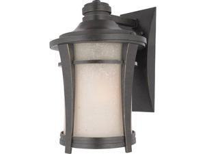 Quoizel 1 Light Harmony Outdoor Sconce in Imperial Bronze - HY8409IB