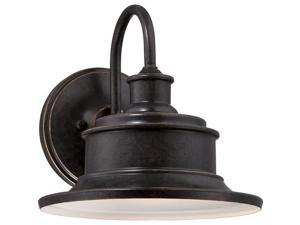Quoizel Seaford Outdoor Wall Lantern in Imperial Bronze - SFD8411IB