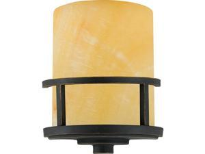 Quoizel 1 Light Kyle Wall Fixture in Imperial Bronze - KY8801IB