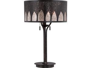 Quoizel Vega Table Lamp in Imperial Bronze - MC1691TIB