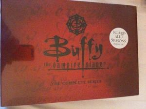 Buffy the Vampire Slayer: the Complete Series [39 Discs]