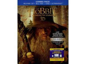 The Hobbit #58; an Unexpected Journey  #91;3 Discs #93;  #91;Includes Digital Copy #93;  #91;Ultravi