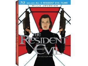The Resident Evil Collection [5 Discs] [Blu-Ray]