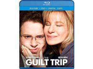 The Guilt Trip [2 Discs] [Includes Digital Copy] [Ultraviolet] [Blu-Ray/Dvd]