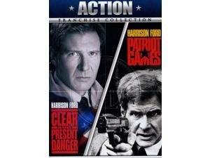 Clear & Present Danger/Patriot Games