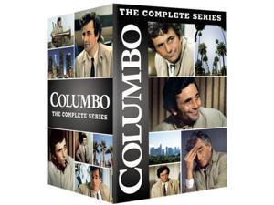 Columbo: the Complete Series [34 Discs]