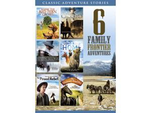 6-Film Family Frontier Adventures