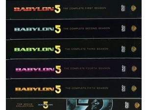 Babylon 5: the Complete Series with Movies [12 Discs]