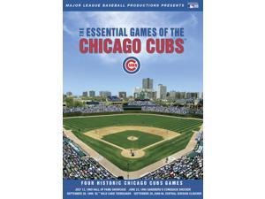 Essential Games of the Chicago Cubs